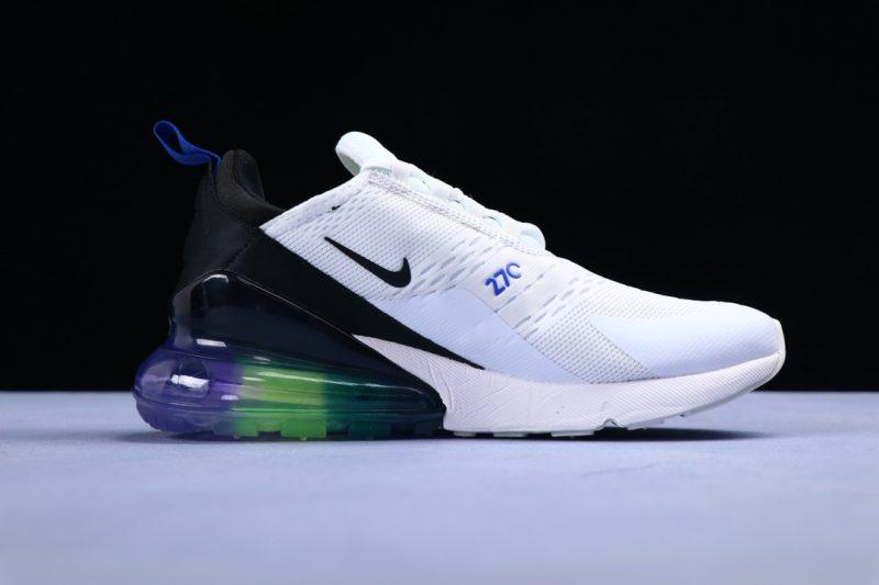 nike air max 270 azul y blanco
