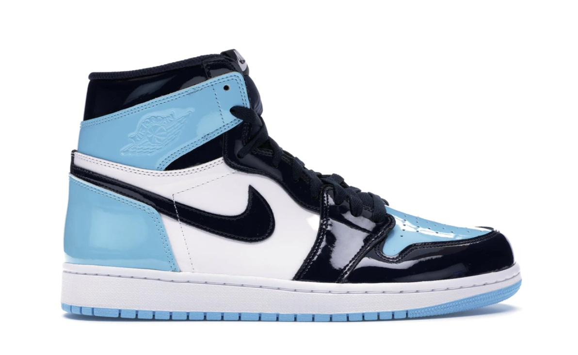 air jordan 1 retro high azul